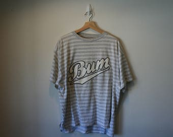 BUM Equipment Striped T-Shirt