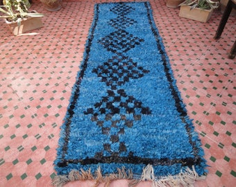 boucherouite rug carpet runner,oriental rug hallway runner wool handmade moroccan berber