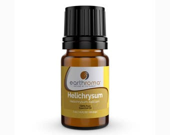 Helichrysum Essential Oil | 5 mL | 15 mL | 100% Pure Therapeutic Grade