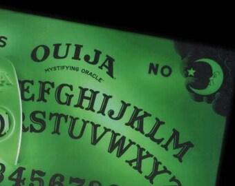 Glow-in-the-Dark Ouija Board Mystifying Oracle