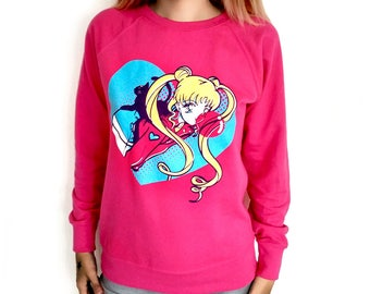 Sailor Moon Usagi Bubblegum Sweater