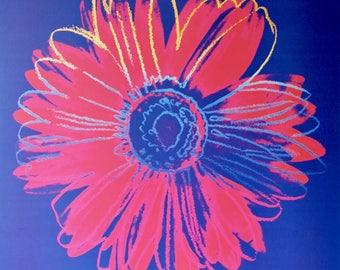 Warhol Flowers - Wynn Casino Commission