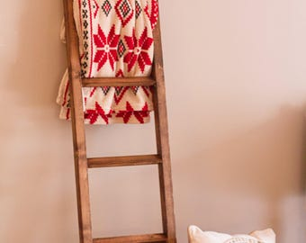 The Minimalistic Blanket Ladder