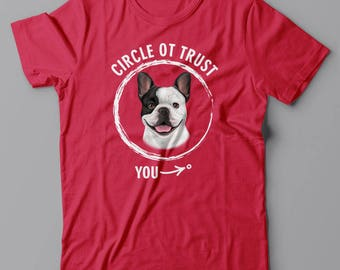 Funny cool T-shirt - French Bulldog, gift for dog lover