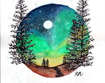 A Little Place Beyond... (Original)