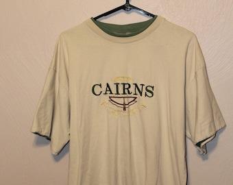 Vintage Cairns Australia t-shirt // Cairns Australia shirt // australia t-shirt // vintage tourist shirt // tourist shirt // tourist //