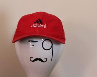 Vintage Adidas Hat // 90s Adidas Hat // Adidas Hat // 90s Adidas // Vintage Adidas // Vintage 90s Adidas Hat // Adidas Snapback // Adidas //