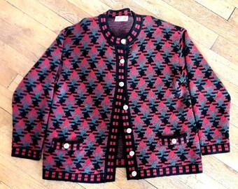 Original wool vest