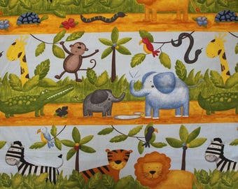 ORGANIC - A harmonious Jungle animals