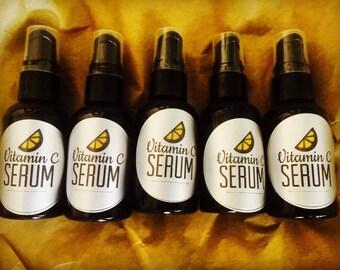 Vitamin C Skin Restorative Complex Serum