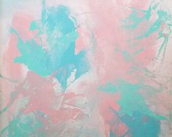 Pastel - Acrylic 12 x 12 Original Painting