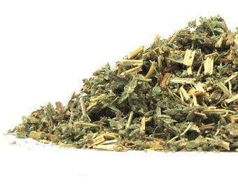 Agrimony (Agrimonia eupatoria) Cut and Sifted Herb Foliage 1g-2kilos