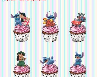 Lilo And Stitch Etsy