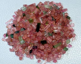 Superb Quality Natural Multi Tourmaline Row Rough Loose Gemstone lot ,Best Prices , Wholesale Lot