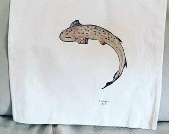 Tote bag Dogfish