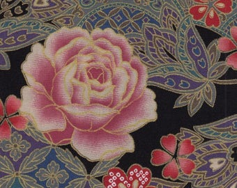BEUTIFUL!! Fabric L100cm W108cm Japanese cotton