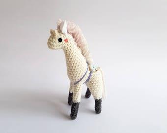 Miniature Animal Doll | #TinyHoof: Astro the Giraffe