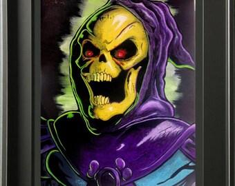 Skeletor (Print)