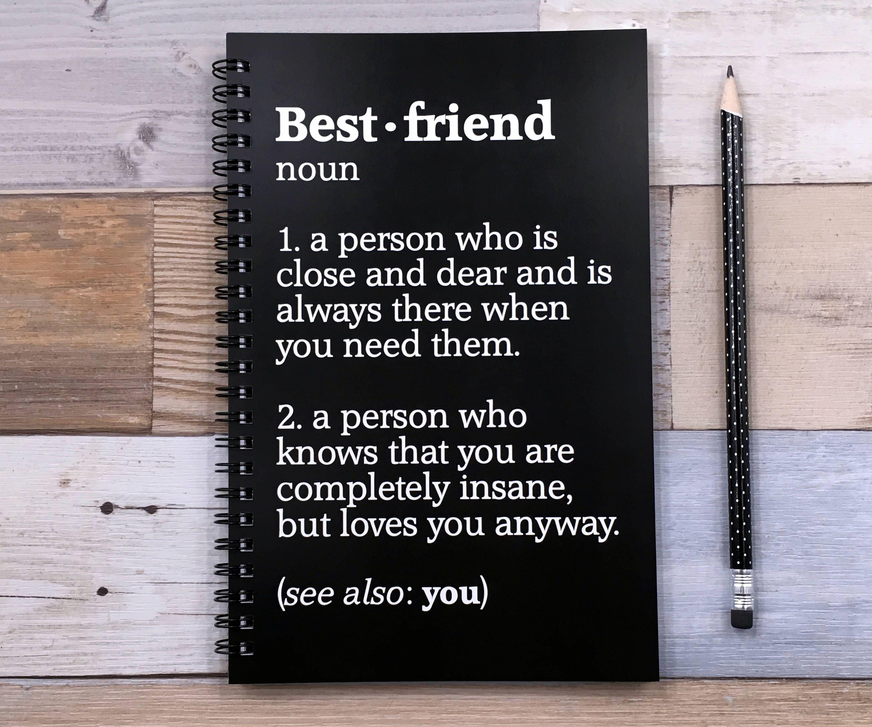 Best friend definition essay