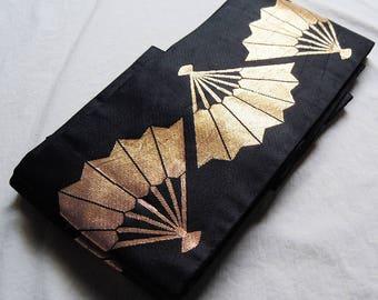 Vintage Japanese Obi/Kimono Obi/Yukata obi