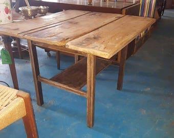Square coffe table
