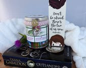 Those Words Candle Range - Sassenach (Outlander)
