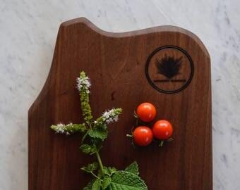 Walnut Cutting Board and Serving platter