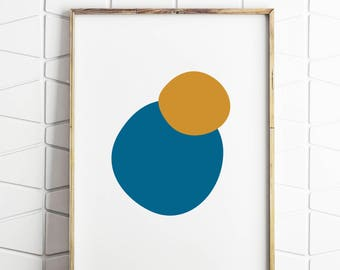 Wallprint etsy for Minimal art vzla