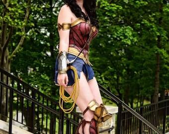 Wonder Woman 8x8 Print
