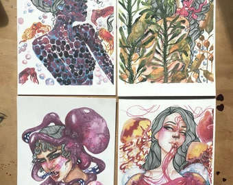 The Depths 4 Print Pack