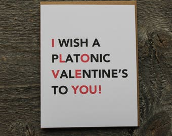 Valentine's Day card for a secret or not so secret crush, love card!