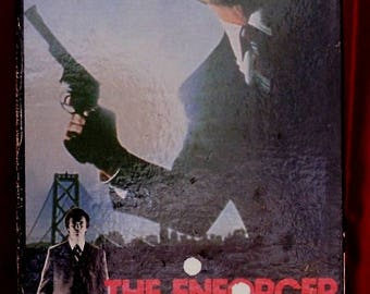 The Enforcer Dirty Harry VHS Clint Eastwood