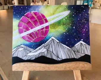 Concha Planet 2 ( PRINT)