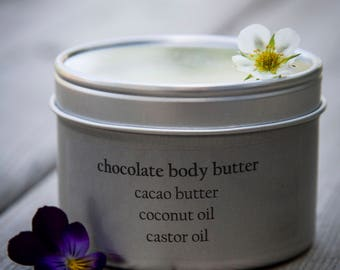 Organic Body Butter (105g) - JSW Natural Products