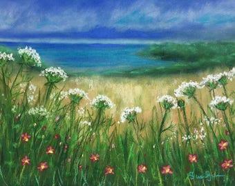 Print of Ocean Breeze