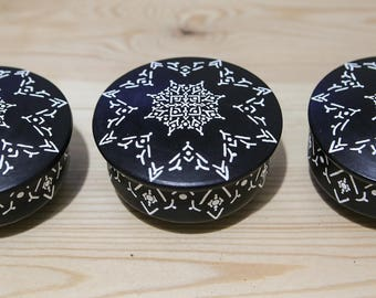 pottery jewelry boxes