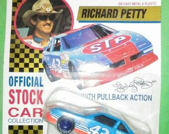 Richard Petty 1992 Pontiac o gauge 1/43