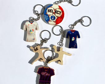 Sport Keychain - Photo size customizable