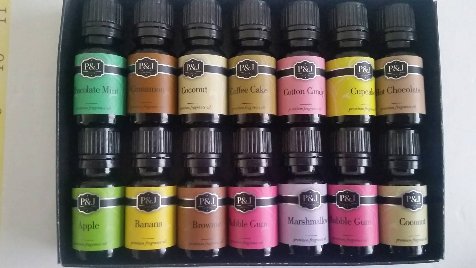 Just By Nature Fragrance Oils