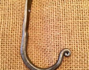 Hand Forged Wall Hook