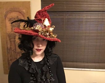 Witch hat : Yule