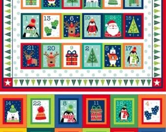 Childrens Advent Calendar Panel