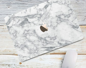 Macbook Pro 13 Case Pro 15 Grey Marble Mac Air 13 15 Case White Marble Macbook Pro 13 15 with Touch Bar, Retina case Macbook 12 Gray Marble