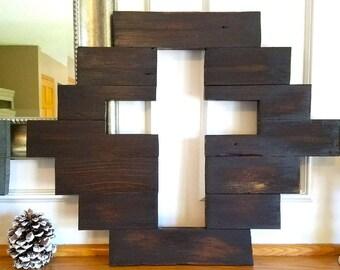 Reclaimed Cedar Cross