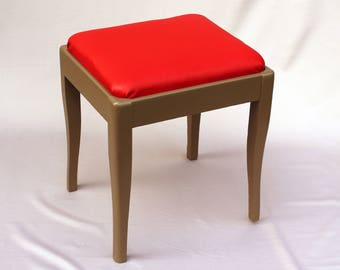 Lambert: stool, piano bench