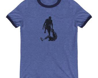 Step Over Ringer T-Shirt