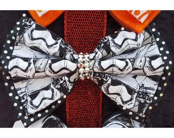Storm trooper bow