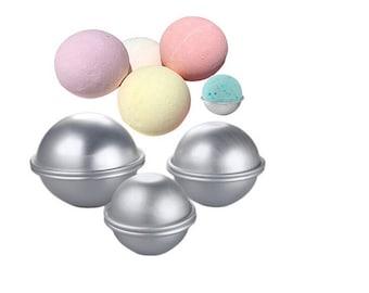 3D Aluminum Bath Bomb Mold