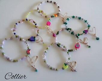 Tutti Frutti Collier Bracelets