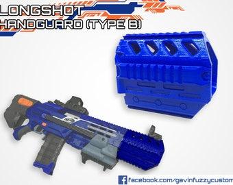 Nerf Longshot Handguard (Type B)